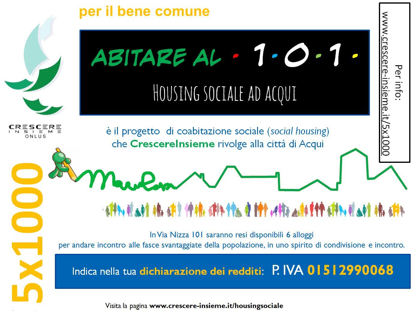 5*1000 | ABITARE al 101
