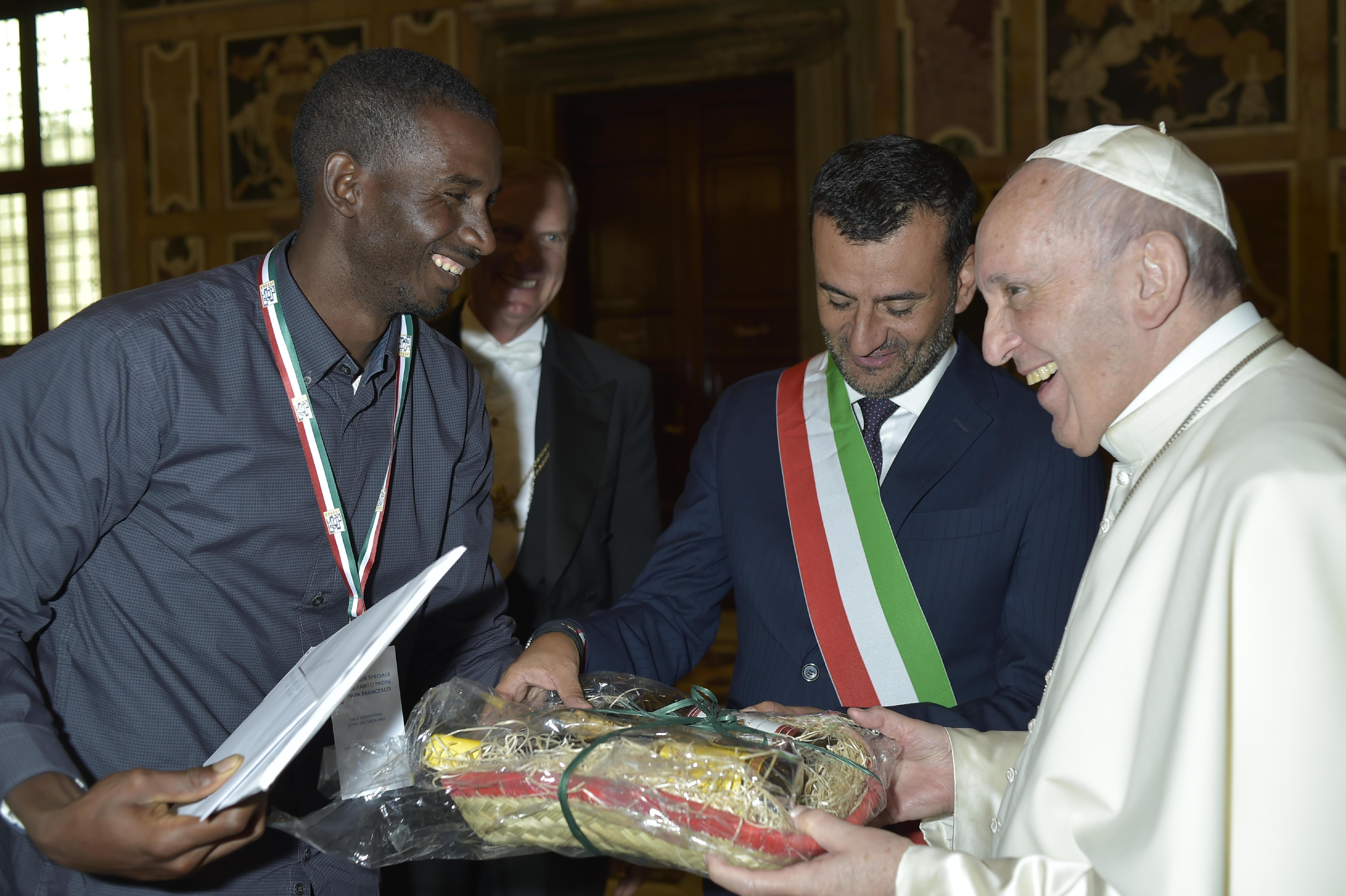 Maramao dal Papa