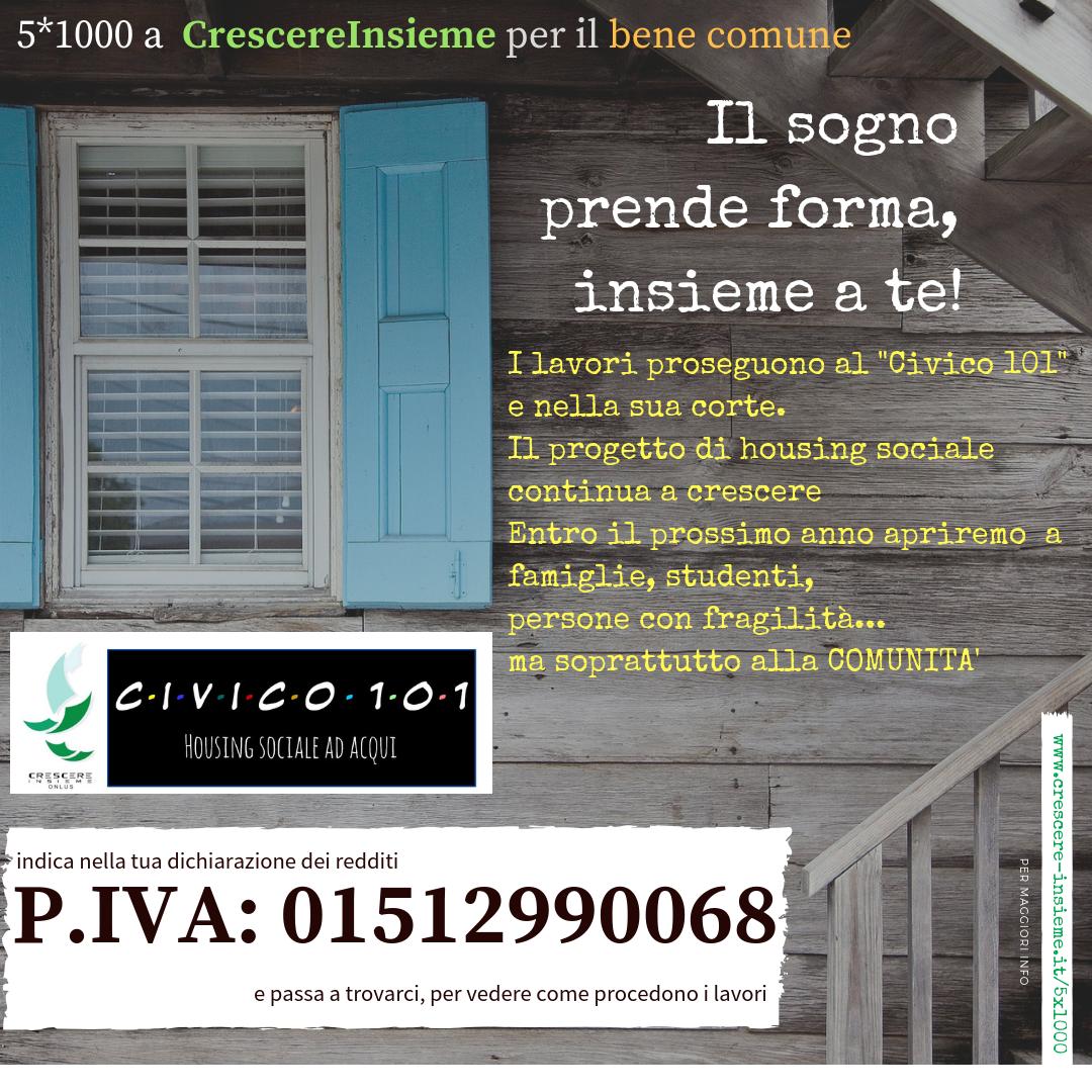 5*1000 | CIVICO 101